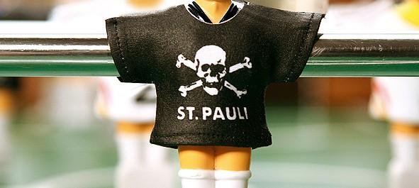 Kickertrikot St. Pauli